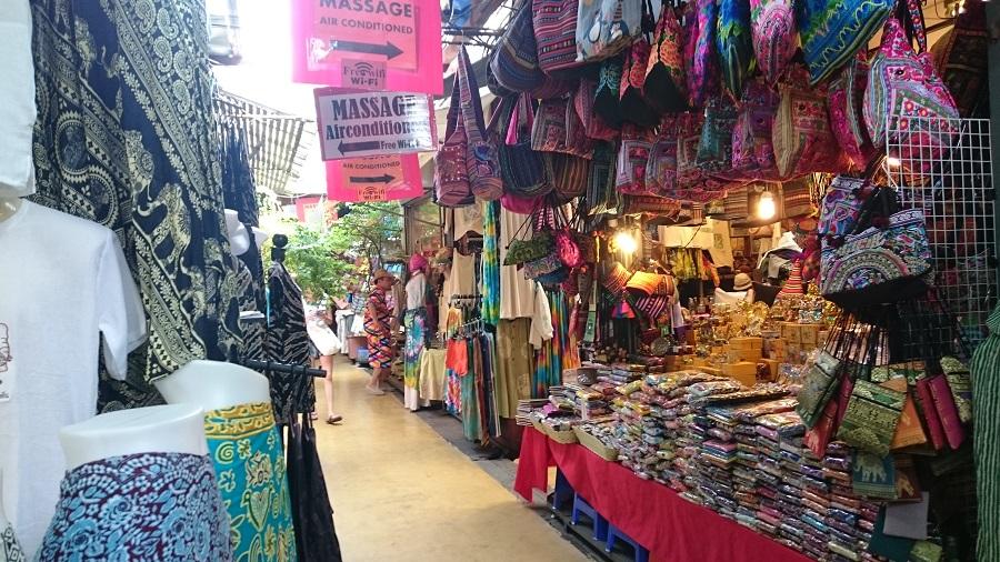 Chatuchak – det største markedet i landet