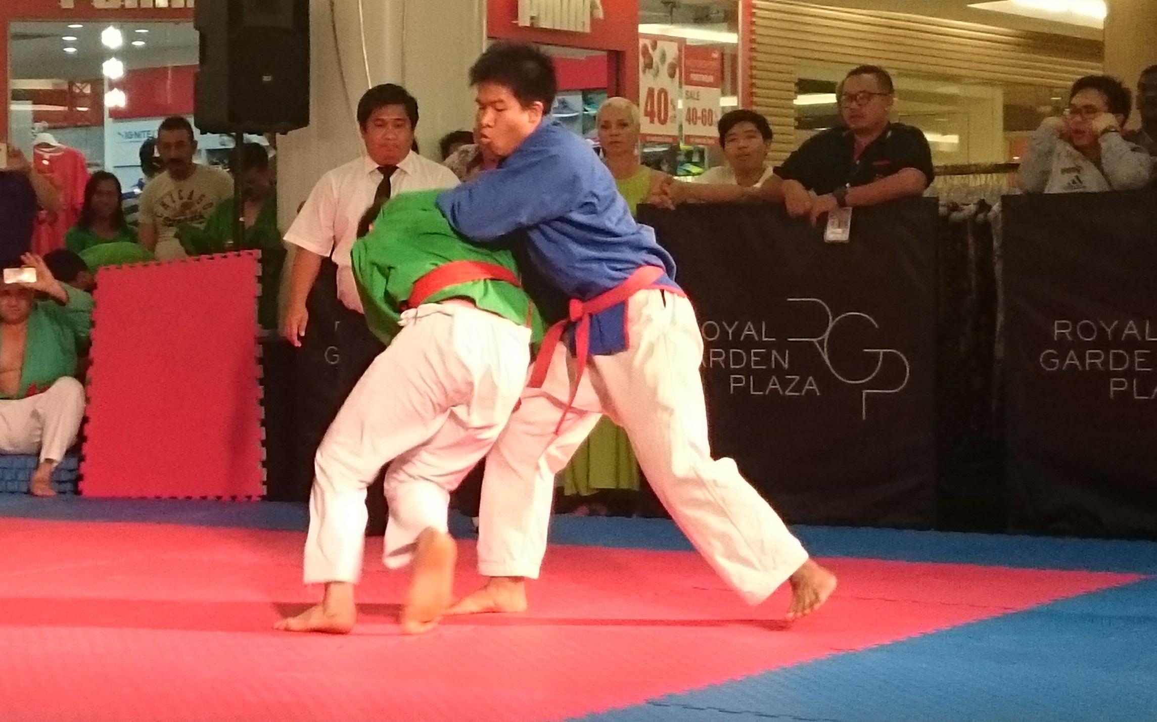 Kurash – Uzbekistansk brytekonkurranse