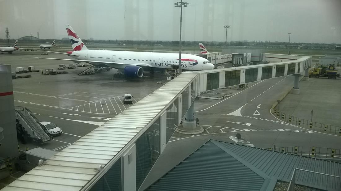 British Airways til Bangkok
