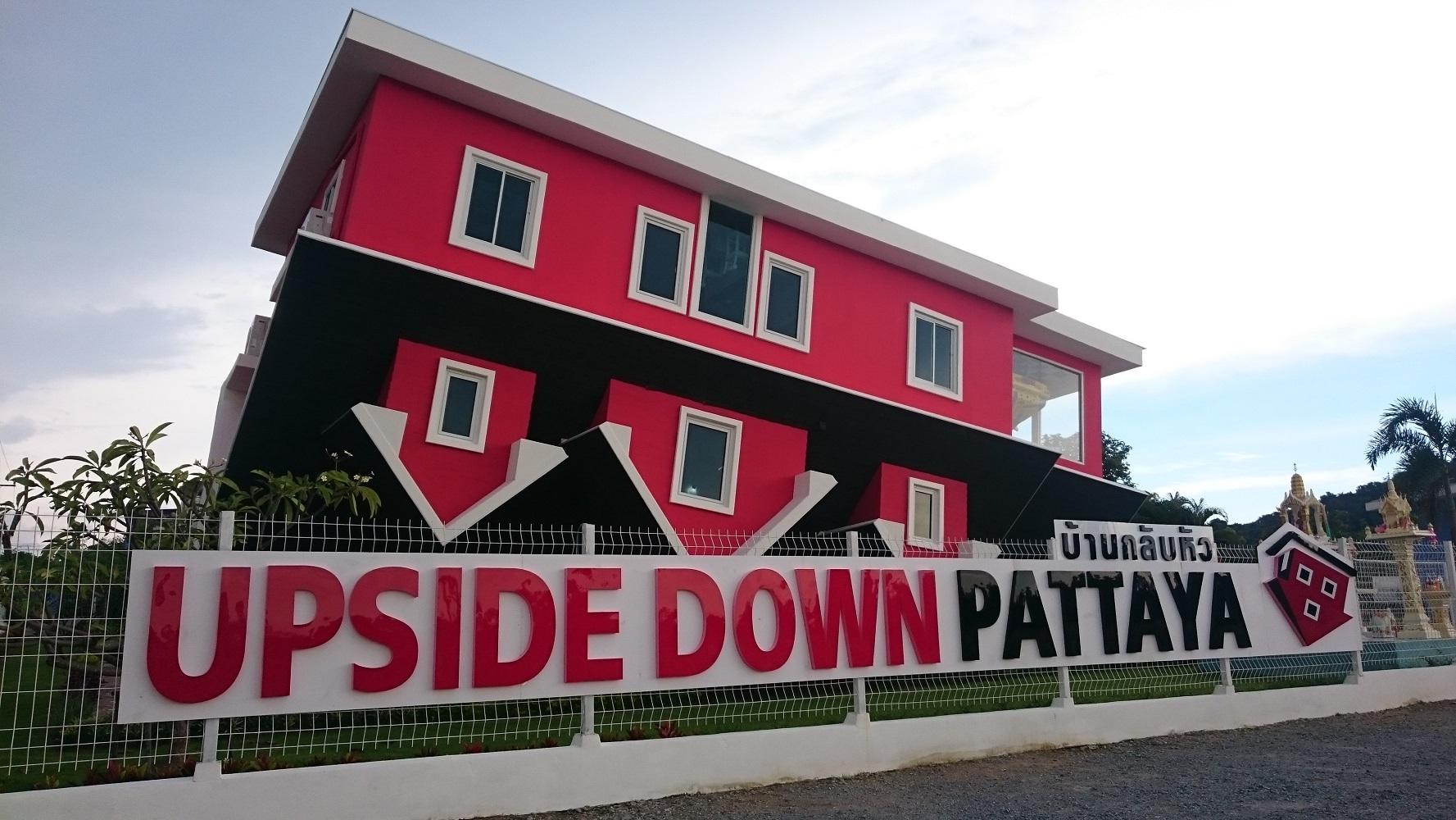 Pattaya på hodet