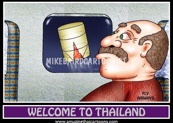 Forberedelser til Thailandsturen