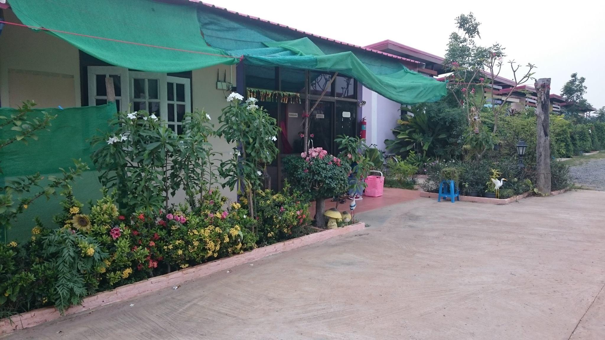 En resort midt i ingenmannsland