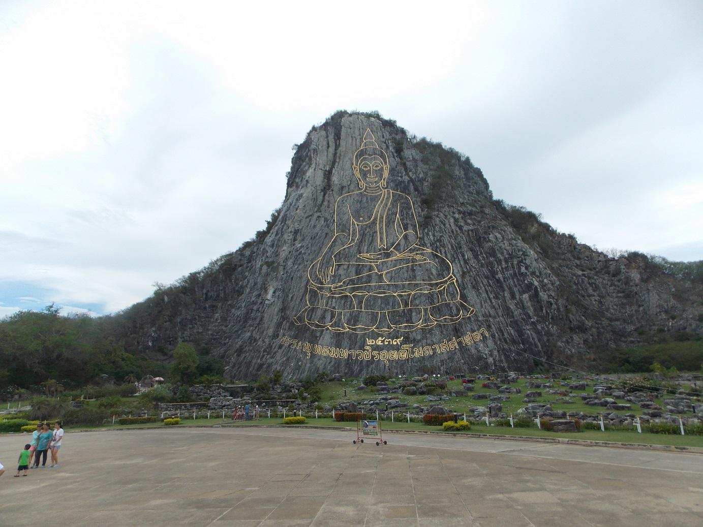 Verdens største Buddhabilde