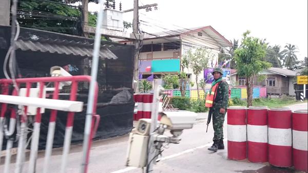 Fra badebyen Pattaya til bombebyen Pattani