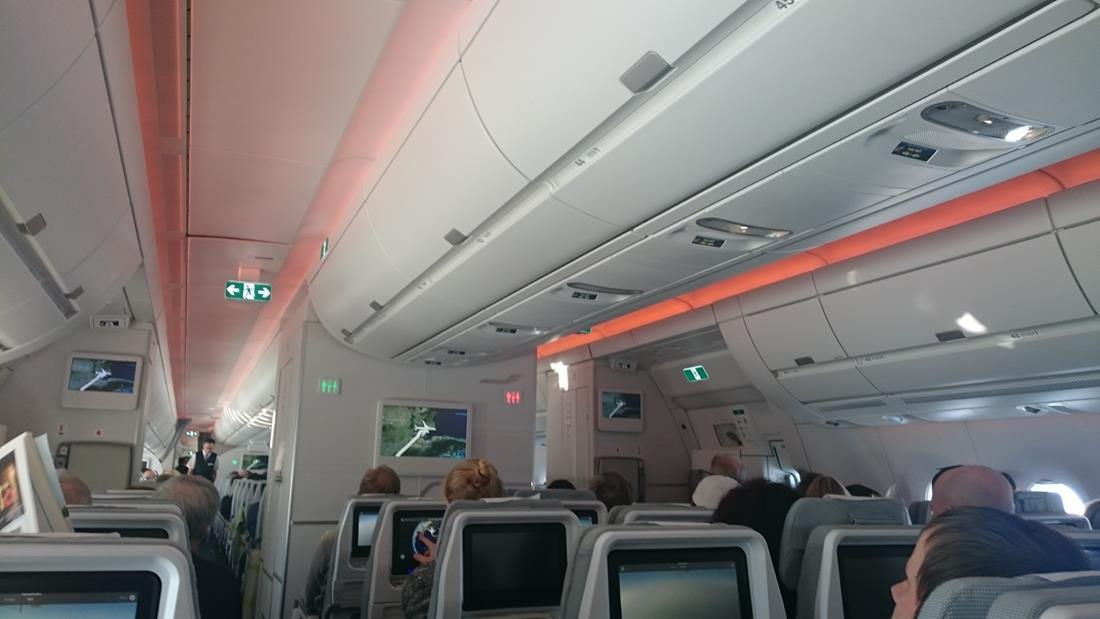 Finnair til Bangkok