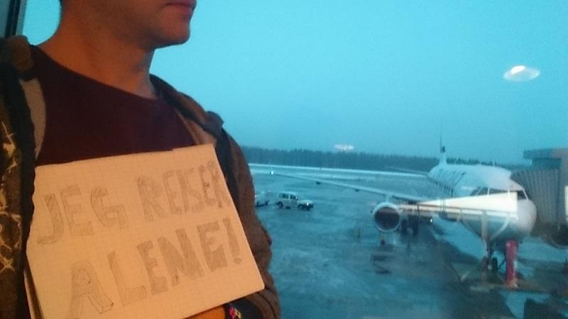 Reise alene?