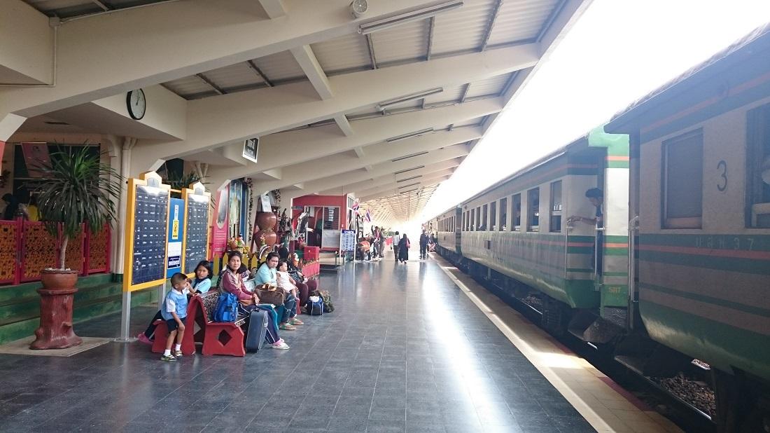 Lokal transport i og rundt Thailand