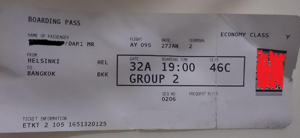 Visste du dette om boardingkortet?