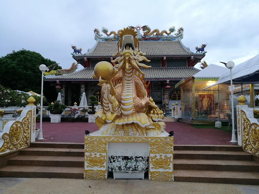 Det andre kinesiske tempelet i Angsila