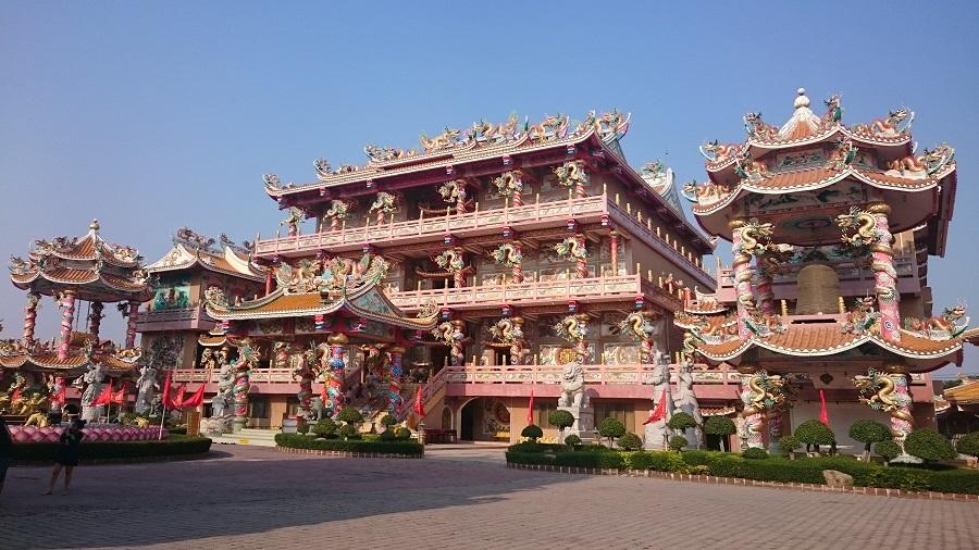 Det kinesiske tempelet i Angsila