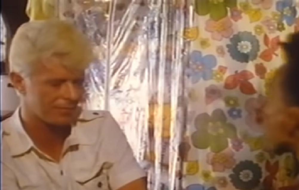 David Bowie i Bangkok